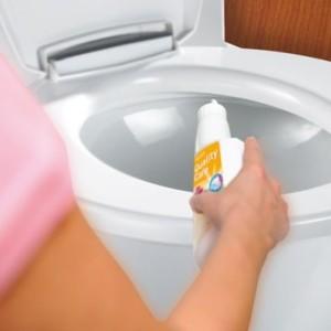 Средства для очистки унитаза