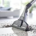 Уборка моющим пылесосом