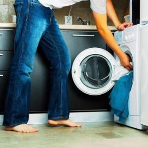 Стирка куртки в стиральной машине