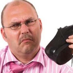 Запах пота из обуви