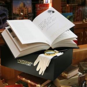 Жирное пятно на книге
